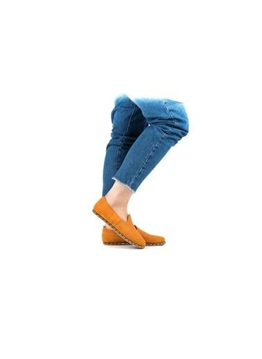 Aintap Ayakkabı Oranj